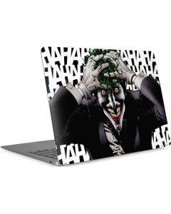 The Joker Insanity Apple MacBook Air Skin