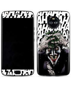 The Joker Insanity Moto X4 Skin
