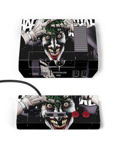 The Joker Insanity NES Classic Edition Skin