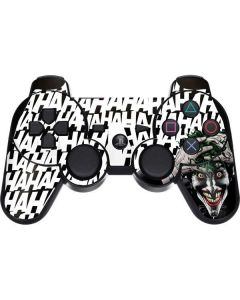 The Joker Insanity PS3 Dual Shock wireless controller Skin