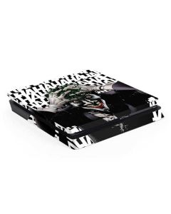 The Joker Insanity PS4 Slim Skin