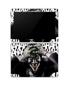 The Joker Insanity Surface Go Skin