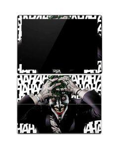The Joker Insanity Surface Pro 4 Skin