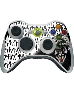 The Joker Insanity Xbox 360 Wireless Controller Skin