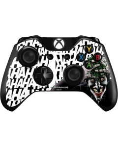 The Joker Insanity Xbox One Controller Skin