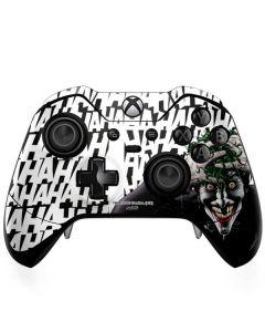 The Joker Insanity Xbox One Elite Controller Skin