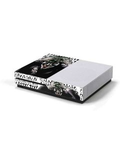 The Joker Insanity Xbox One S Console Skin