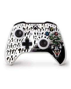 The Joker Insanity Xbox One S Controller Skin