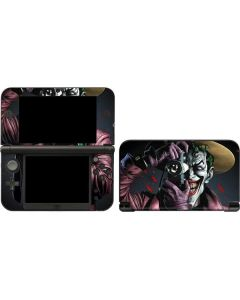 The Joker Killing Joke Cover 3DS XL 2015 Skin