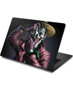 The Joker Killing Joke Cover Dell Chromebook Skin