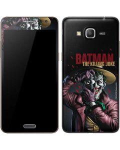 The Joker Killing Joke Cover Galaxy Grand Prime Skin