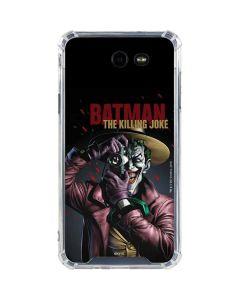 The Joker Killing Joke Cover Galaxy J7 (2017) Clear Case