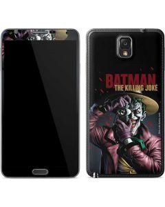 The Joker Killing Joke Cover Galaxy Note 3 Skin