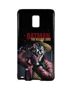 The Joker Killing Joke Cover Galaxy Note 4 Pro Case