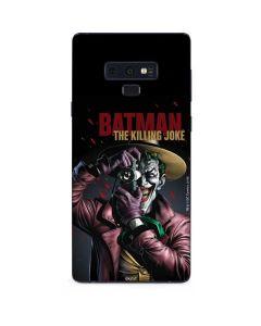 The Joker Killing Joke Cover Galaxy Note 9 Skin