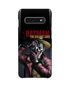 The Joker Killing Joke Cover Galaxy S10 Plus Lite Case