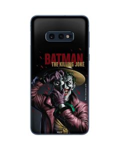 The Joker Killing Joke Cover Galaxy S10e Skin