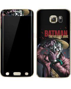 The Joker Killing Joke Cover Galaxy S6 edge+ Skin