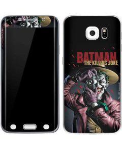 The Joker Killing Joke Cover Galaxy S6 Edge Skin