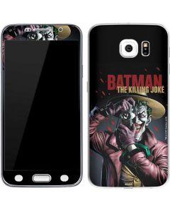 The Joker Killing Joke Cover Galaxy S6 Skin