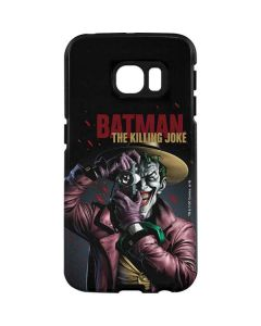 The Joker Killing Joke Cover Galaxy S7 Edge Pro Case