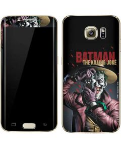 The Joker Killing Joke Cover Galaxy S7 Edge Skin
