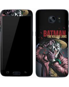 The Joker Killing Joke Cover Galaxy S7 Skin