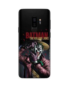 The Joker Killing Joke Cover Galaxy S9 Plus Skin