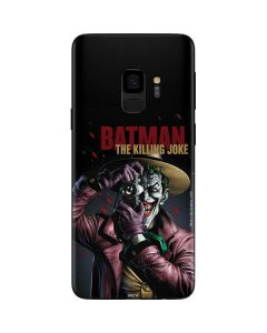 The Joker Killing Joke Cover Galaxy S9 Skin