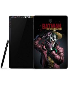 The Joker Killing Joke Cover Samsung Galaxy Tab Skin