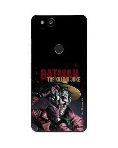 The Joker Killing Joke Cover Google Pixel 2 Skin