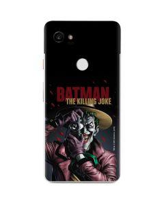 The Joker Killing Joke Cover Google Pixel 2 XL Skin