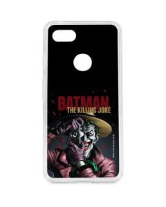 The Joker Killing Joke Cover Google Pixel 3 XL Clear Case