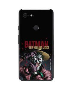 The Joker Killing Joke Cover Google Pixel 3 XL Skin