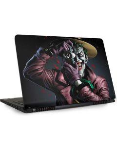 The Joker Killing Joke Cover Dell Inspiron Skin