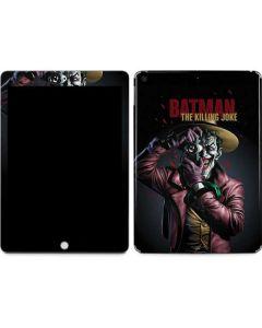 The Joker Killing Joke Cover Apple iPad Skin