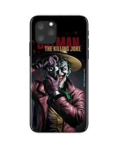 The Joker Killing Joke Cover iPhone 11 Pro Skin