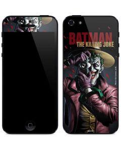 The Joker Killing Joke Cover iPhone 5/5s/SE Skin