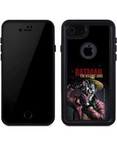 The Joker Killing Joke Cover iPhone 8 Waterproof Case