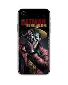 The Joker Killing Joke Cover iPhone XR Skin