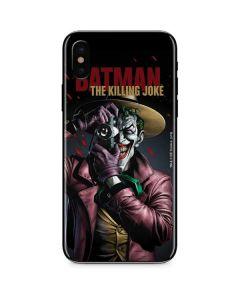 The Joker Killing Joke Cover iPhone XS Max Skin