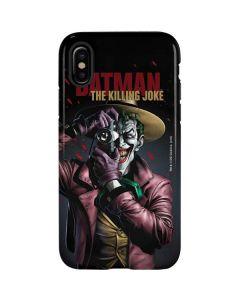 The Joker Killing Joke Cover iPhone XS Pro Case