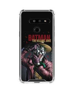 The Joker Killing Joke Cover LG G8 ThinQ Clear Case