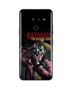 The Joker Killing Joke Cover LG G8 ThinQ Skin