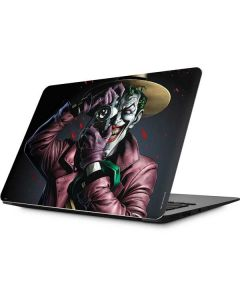 The Joker Killing Joke Cover Apple MacBook Skin
