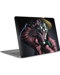 The Joker Killing Joke Cover Apple MacBook Air Skin