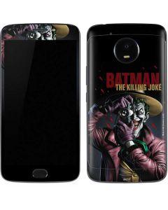 The Joker Killing Joke Cover Moto E4 Plus Skin