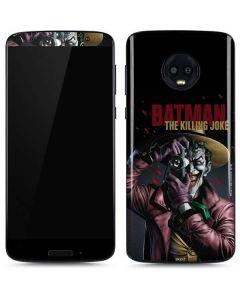 The Joker Killing Joke Cover Moto G6 Skin