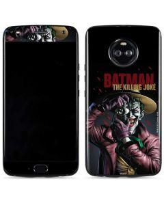 The Joker Killing Joke Cover Moto X4 Skin