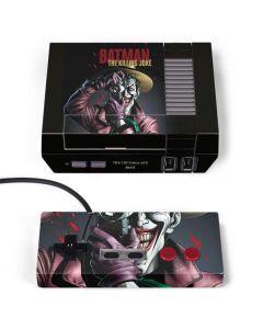 The Joker Killing Joke Cover NES Classic Edition Skin
